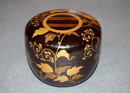 Japanese Antique Tea Caddy Natsume