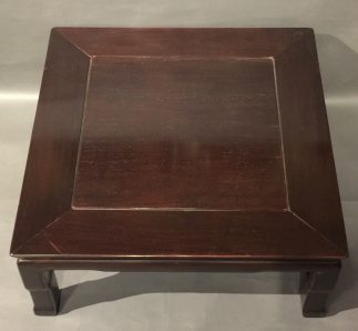 Chinese Antique Rosewood Low Table