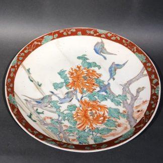 Japanese Antique Ceramic Plate