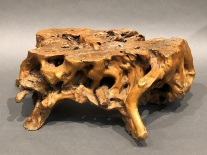 Japanese Antique Natural Wood Stand